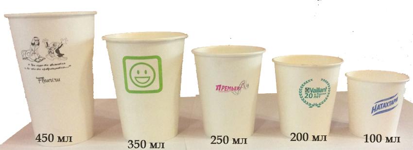 Бумажный стаканчик цена, где купить в Украине